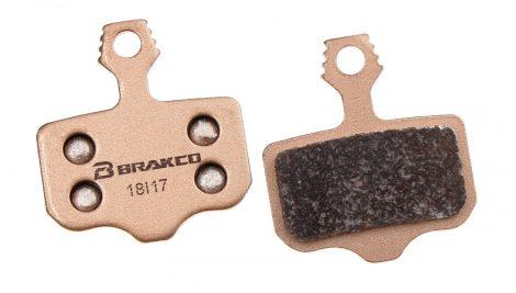 Brakco BP-44 & SP-44 fékbetét