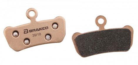 Brakco BP-57S & SP-57 fékbetét